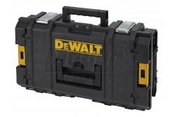 DeWALT TOUGHSYSTEM tárolódoboz DS150 rendező  1-70-321  Magasság158mm Szélesség550mm Mélység336mm