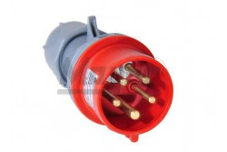 5x16A fázisváltó dugvilla lengő (IP67)  3106-350-1600