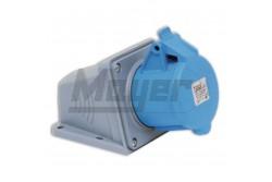 3x16A - Felületre rögzíthető dugalj- 83x90 alap (IP44)  3120-307-0900