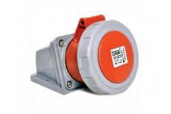 4x32A - Felületre rögzíthető dugalj- 83x90 alap (IP67)  3127-307-1600