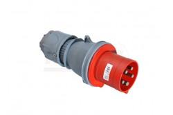 5x63A- Ipari lengő dugvilla, h  3133-301-1600