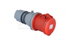 5x63A - Ipari lengő dugalj, ha  3133-304-1600