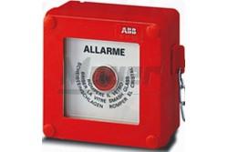 ABB tűzjelző doboz 100X100X50 M131800000  ABB000000010