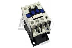 Chint mágneskapcsoló 18A 7,5kW NC1-1810 (24V AC/3NO+NO)  CH-241474  - Pólus: 4P - Névleges áram: 18A - Teljesítmény: 7,5kW - Működtető feszültség: 24V AC - Érintkezők: 3NO+NO - Modul szám: 2,5