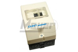 Chint motorvédő tokozat NS2-25-höz NS2-MC  CH-511639  - motorvédő tokozat az NS2-25 sorozathoz - IP55