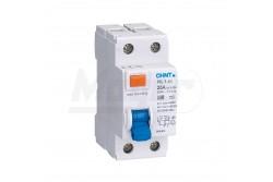Chint FI-relé 2P 25A 300mA AC  CH-972176