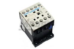 Chint mágneskapcsoló 9A 4kW NC6-0910 (24V AC/3NO+NO)  CH-972856  - Pólus: 4P - Névleges áram: 9A - Teljesítmény: 4kW - Működtető feszültség: 24V AC - Érintkezők: 3NO+NC - Modul szám: 2,5