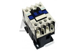 Chint mágneskapcsoló 12A 5,5kW NC1-1210 (230V AC/3NO+NO)  CH-973372  - Pólus: 4P - Névleges áram: 12A - Teljesítmény: 5,5kW - Működtető feszültség: 230V AC - Érintkezők: 3NO+NO - Modul szám: 2,5