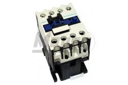 Chint mágneskapcsoló 25A 11kW NC1-2501 (230V AC/3NO+NC)  CH-973537  - Pólus: 4P - Névleges áram: 25A - Teljesítmény: 11kW - Működtető feszültség: 230V AC - Érintkezők: 3NO+NC - Modul szám: 2,5