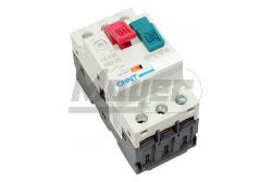 Chint motorvédő NS2-25 / 2,5-4A  CH-981832  - Pólus: 3P - Terhelhető áram: 2,5-4A - Modul szám: 2,5
