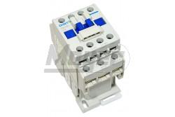 Chint Mágneskapcsoló 18A 7,5kW NC8-1822 220V/230V 18A  CH-NC8-18  - Pólus: 5P - Névleges áram: 18A - Teljesítmény: 7,5kW - Működtető feszültség: 230V AC - Érintkezők: 3NO+NO+NC