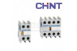Chint segédérintkező F6-31  3NO+1NC előlapra (NC6 mágneskapcsolóhoz)  CH-NCF6-31