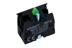 Chint érintkezőelem NO  CH-NP2-BE101  - 1 záró érintkező