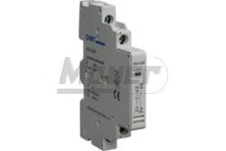 Chint motorvédő oldalsó segédkontaktus 1NO/NC - NS2-AU11  CH-NS2AU11  - NS2-25 motorvédő kapcsoló sorozathoz - Oldalfali - Érintkezők: 1NO+1NC
