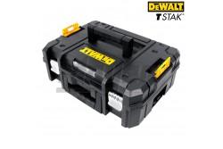 DeWALT TSTAK II  - Szerszámgéptartó 440mm x 176mm x 331.7mm 13,5L-es  DWST1-70703
