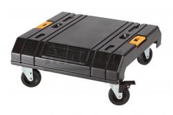 DeWALT TSTAK CARRIER - Szállító alap  360 -ban forgatható kerekekel és rögzítő fékkel  DWST1-71229