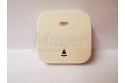 Prodax Classic billenő jelzőfényes csengőjellel krém P-PB3CKR  EEEP22106202050
