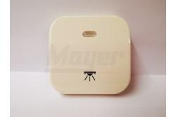 Prodax Classic billenő jelzőfényes lámpajellel krém P-PB3LKR  EEEP22106302050