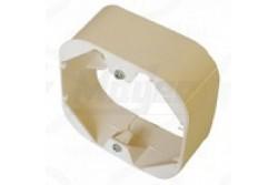 Prodax Classic kiemelőkeret magasított krém P-PFK1KR  EEEP22106802040