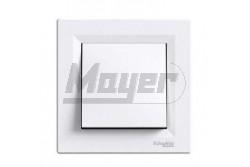 ASFORA 107 Keresztkapcsoló, rugós bekötés, fehér (107)  EPH0500121