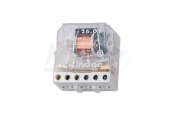 Finder 26.03.8230 1 nyitó / 1 záró 230VAC léptető relé  FI-26038230