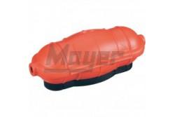 Csatlakozó doboz piros IP44  GAO-0391H