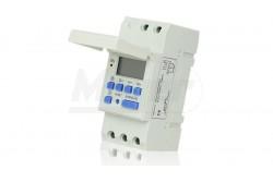 Időkapcsoló digitális sínre heti max:3600W  GAO-5000H