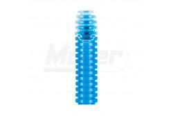 Betonozható gégecső dupla falú X-TREME 25 BLUE, kék  50fm/tekercs  GEW-DX15425C