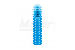 Betonozható gégecső dupla falú X-TREME 32 BLUE, kék  50fm/tekercs  GEW-DX15432X