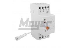 Alkonykapcsoló CZ-1 moduláris külsőérzékelővel, max 4800W, 20A, IP65, 230V, 50/60Hz  GTV-CZ-CZ1000-00  - Moduláris alkonykapcsoló - IP20/IP65 - Kalapsínre szerelhető - 230V AC/4800W