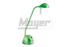 Asztali lámpa 3,6W Led-es zöld - kifutó   GTV-LB-LULULED-41  - Kifutó termék