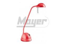Asztali lámpa 3,6W Led-es piros - Kifutó  GTV-LB-LULULED-42  - Kifutó termék