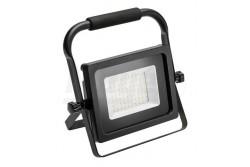LED reflektor INEXT, hordozható, 50W, 4000lm, hidegfehér, 6400K, 120 fok, IP65, fekete   GTV-LD-INEXT50WP-64  LED reflektor INEXT, hordozható, 50W, 4000lm, hidegfehér, 6400K, 120 fok, IP65, fekete  Led reflektor INEXT ( hordozható ) 50W 4000 lm hidegfehér  6400 K 120 fok IP65 220-240 V/AC 50-60Hz fekete szín