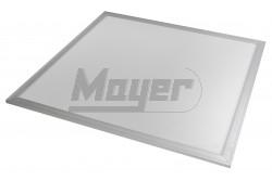 LED panel, MASTER, 50W, 4000lm, 595×595 mm, semlegesfehér 4000K,  IP54, AC220-240V, 50/60Hz   GTV-LD-MA45060-NB  LED panel, MASTER, 50W, 4000lm, 595×595 mm, semlegesfehér 4000K,  IP54, AC220-240V, 50/60Hz  LED panel Teljesítmény: 50 W Fényáram: 4000lm Méret:  595x595x10 mm Színhőmérséklet: semlegesfehér 4000K IP védelem: IP54 Feszültség: 220-240V/AC süllyesztett/falon kívüli kivitel Alumínium Szürke színű