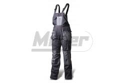 Munkavédelmi ruházat, kantáros nadrág, 267g/m2 tömegű, mérete: M (50)  HT5K270-M