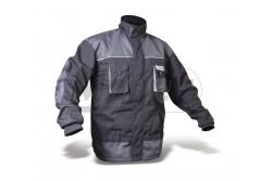 Munkavédelmi ruházat, kabát, 267g/m2 tömegű, mérete: L  HT5K280-L