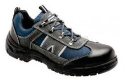 Munkavédelmi félcipő, S1P, kék-szürke, 44-és méret  HT5K502-44