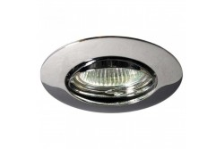 Halogén lámpatest billenthető króm MR16 CTX-DT02B-C LUTO  KL-2591