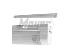 Bútorvilágító 8W T5 fénycsővel 4000K sorolható, kapcsolóval MERA  KL-4730