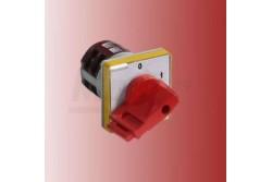 Apator 4G10-10US6 beépíthető 3P/16A tűzvédelmi ki-be kapcsoló  KV-0202083/S