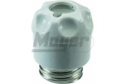 K II biztosíték fej porcelán  KVGY-88101020