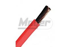 M CS kh 0,75 mm2 300/500V vörös H05V-K  MKM-324106P