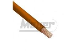 M CS kh 1 mm2 300/500V barna H05V-K  MKM-324107B