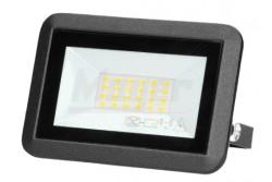 LED Reflektor BULLED LED, 20W, 1600lm, 4000K, IP65, FEKETE  OR-NL-6136BL4