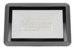LED Reflektor BULLED LED, 30W, 2400lm, 4000K, IP65, FEKETE  OR-NL-6137BL4
