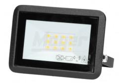 LED Reflektor BULLED LED, 10W, 800lm, 4000K, IP65, FEKETE  OR-NL-6153BL4