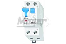 Schrack LS-FI Vezetékvédő B 10A 30mA 1+N AC 6kA  SCHR-BO668510