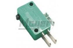 Mikrokapcsoló 1 áramkör-váltó 10A 28x16x10mm  SE-MSW01