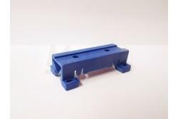 Kalapsínes rögzítő adapter (P+F) bekötőkapcsokhoz - KÉK  THP-ADAPTER-K-BL