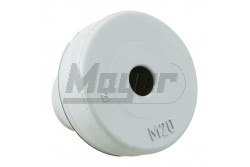 Gumi tömszelence, FLIPSEAL, M25 - EPDM RAL 7035, 0,5-4mm lemezvastagsághoz  THP-TPFSM25